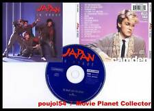 "JAPAN ""In Vogue"" (CD) David Sylvian 1996"