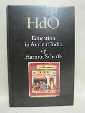 Sharp – education in ancient India - 2002
