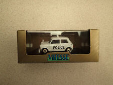 Vitesse Ltd Edn 1/43 L009 Morris Mini Minor Metropolitan Police Boxed and Unused