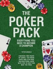 The Poker Pack, Peter Arnold, New Book