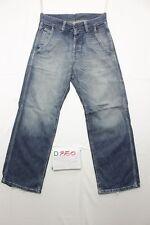 Levis work 572 tg. XS (Cod. D850) Tg.44  W30 L30  jeans usato.
