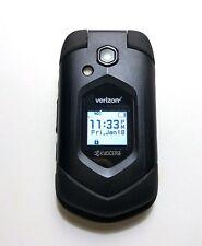 EXCELLENT KYOCERA DURAXV LTE E4610 VERIZON RUGGED FLIP PHONE MILITARY CELLPHONE