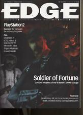 Edge Magazine - Autumn 1999 - Issue 77 - Playstation 2 Solider of Fortune