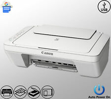 Canon Mg2520 Color Printer All-in-One Copier Scanner + Usb (ink not included)