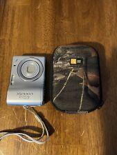 Nikon COOLPIX L14 7.1 MP Digital Camera - Silver Case Logic Case
