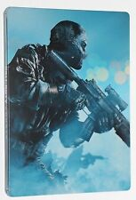 Call of Duty Ghosts Prestige Edition STEELCASE Microsoft Xbox 360 GAME