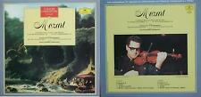 Mozart concerti per violino K218/K219 VINTAGE'70 Classica33g GRANDI COMPOSITORI