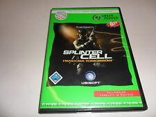 PC  Tom Clancy's Splinter Cell: Pandora Tomorrow [Green Pepper]