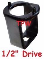 Hub Nut Spanner Socket Tool for Nissan Navara D22 & Patrol GU wheel bearing nuts