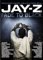 JAY Z - FADE TO BLACK (WIDESCREEN) NEW DVD