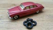 Corgi Toys 238 Jaguar MK X Saloon Tyres Set Of 4 Brand New