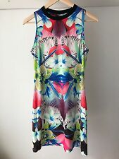 Topshop Hawaii Stretch Dress AU Size 8
