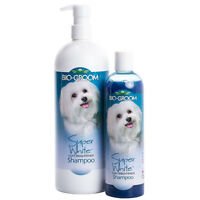 Bio Groom Super White Coat Brightener Shampoo