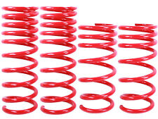 RED Lowering Springs Fit 06-13 Lexus IS250/IS350 Drop Suspension Kit