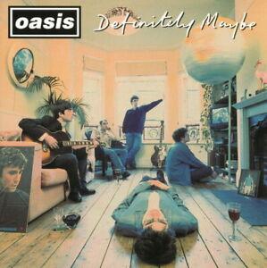 Oasis Definitely Maybe Remastered Vinyl: Vinyl