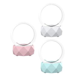 Mini Bluetooth LED Drahtlose Lautsprecher 1500mAH 7 Farben für Home Office