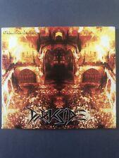 DARKSIDE Melancholia Of A Dying World Digipak CD 1994 SYSTEM SHOCK