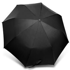 Windproof Automatic Compact Rain Travel Umbrella Golf Umbrella Foldable Compact