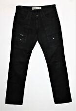 "Diesel Industry Brand Black Pocket Denim Jeans Size 28"" LIKE NEW #SJ20"