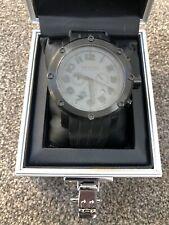 TW Acier Grandeur Tech Chronographe Homme 48 Mm Montre TW129-RRP £ 575