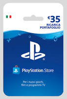 Sony Psn PLAYSTATION Store Hanging Tarjeta Volver a Cargar Cartera