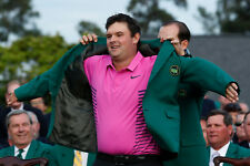 Patrick Reed - 2018 Masters Champion,  8x10 Color Photo