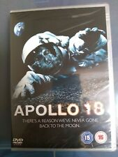 Apollo 18 dvd - brand new sealed packaging rated 15 - DVD