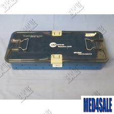 Stryker 5400 279 Core Maestro Drill Handpiece Sterilization Case