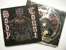 """BODY COUNT """"SAME"""" - CD - INCLUSIVE PREVIOUSLY UNRELEASED TRACK FREEDOM OF SPEECH"""