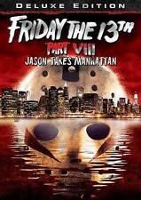 Friday The 13Th Part VIII: Jason Takes Manhattan (DVD MOVIE) BRAND NEW