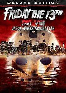 Friday The 13Th Part VIII: Jason T - DVD -  Very Good - Amber Pawlick,Michael Be