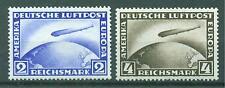 Deutsches Reich 1928 Nr. 423 - 424 postfrisch ** MNH Katalog 420,00 €