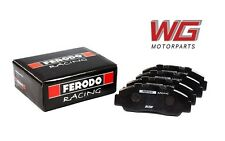 Ferodo DS2500 Front Brake Pads for Lancia Delta Integrale 2.0 4x4 Turbo 16V