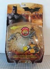 Batman Begins Skull Strike Scarecrow Mattel 2005 Nip