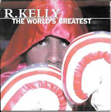 CD SINGLE 2 TITRES--R.KELLY--THE WORD'S GREATEST--2001