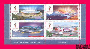 RUSSIA 2015 Architecture Sport Buildings Stadiums Football Soccer Cup FIFA-2018