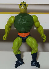 MATTEL MOU MASTERS OF THE UNIVERSE HE MAN 80S TOY KIDS TOY! WHIPLASH FIGURINE!