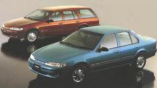 FORD FALCON EF EL NL XR6 & XR8 1994 - 1998 WORKSHOP MANUAL ON CD OR DOWNLOAD