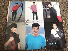 Jordan Knight New Kids On the Block Magazine Clippings Posters Pinups #1