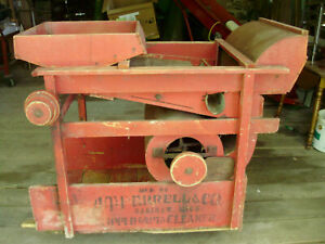 A.T. Ferrell Clipper Model 2B Fanning Mill Grain Seed Cleaner