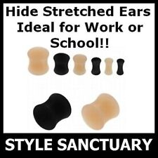 Tunnel/Plug Body Jewellery Retainers & Hide-its