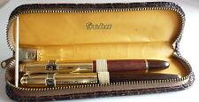 De Luxe Model GEHA SET 768 Fountain Pen & 340 ballpoint pen - VERY RARE !!