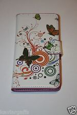 Cellphone Case Butterfly Wallet Cover Case For Sony Xperia Z2