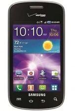 Verizon Page Plus Samsung Illusion SCH-i110 Silver CDMA Android 3MP