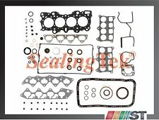 Fit B16A2 B16A3 B17A1 B18C1 B18C5 Engine MLS Full Gasket Set VTEC DOHC Motor kit