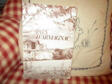 Pays d'Armagnac Gers Gascogne sous Paulette Aragon Launet histoire architecture