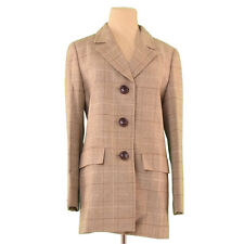 Dior Coats Jackets Beige Woman Authentic Used T1370