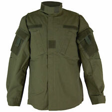 Long Sleeve No Pattern Military Casual Shirts & Tops for Men