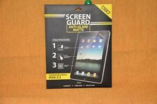 2 WOW Screen Guard HD Clear for iPad 2/3 NEW SEALED