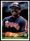 1984 Donruss Baseball Cards 63